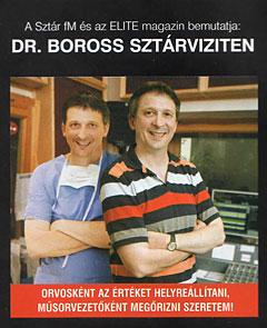 Dr. Boross György az írott sajtóban